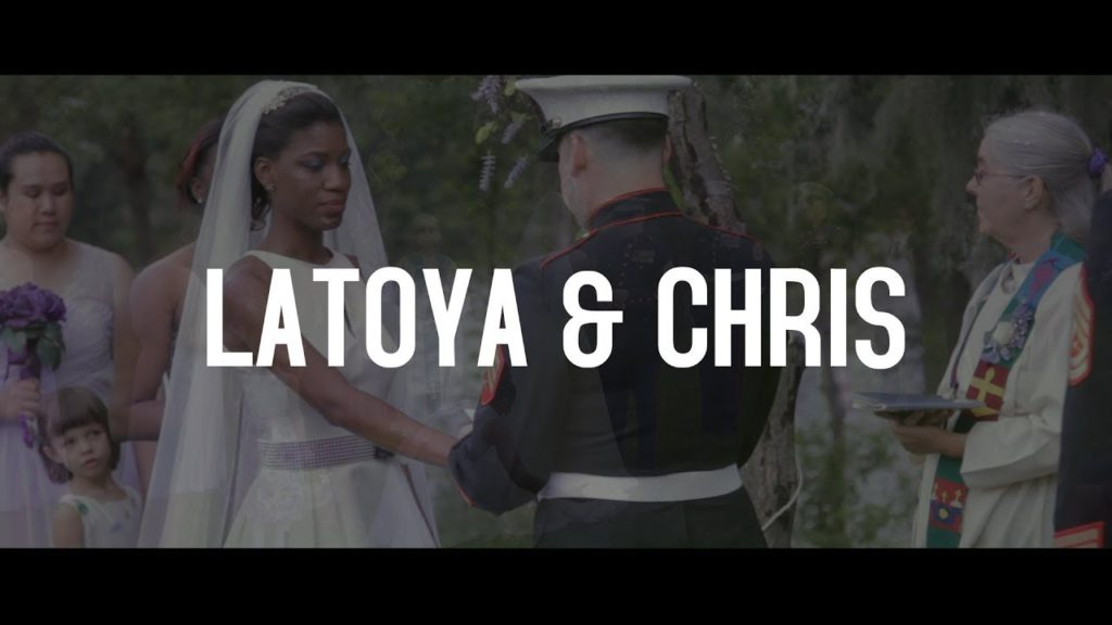 savannah wedding video